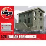 Maquette Ruines de guerre : Ferme italienne