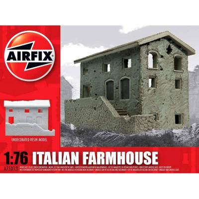 Maquette Ruines de guerre : Ferme italienne - Airfix-75013