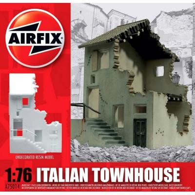 Maquette Ruines de guerre : Maison de campagne italienne - Airfix-75014