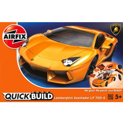 Maquette voiture : Quick Build : Lamborghini Aventador LP 700-4 - Airfix-J6007