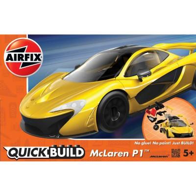 Maquette voiture : Quick Build : Mc Laren P1 - Airfix-J6013