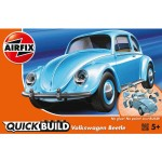 Maquette voiture : Quick Build : VW Beetle