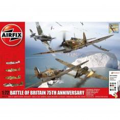 Maquettes avions : Coffret Battle of Britain 75th Anniversary