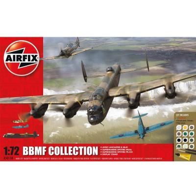 Maquettes avions : Gift Set : BBMF Collection - Airfix-50158