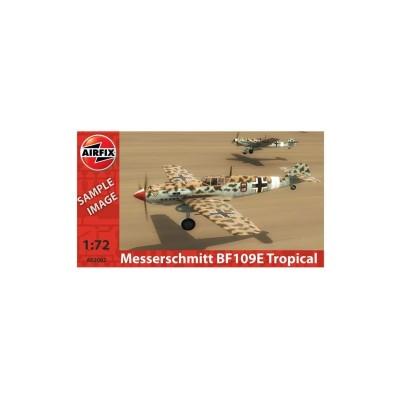 Messerschmitt Bf109E - Tropical - Airfix-02062