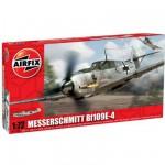 Maquette avion: Messerchmitt BF109E