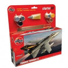 Maquette avion: Starter Set: Panavia Tornado F3 Large