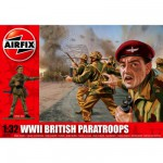 Figurines 2ème Guerre Mondiale : Parachutistes Britanniques