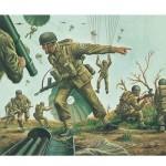 Figurines 2ème Guerre Mondiale : Paras Britanniques