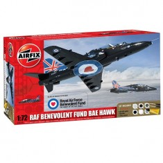 Maquette avion :  Gift Set : RAF Benevolent Fund Hawk
