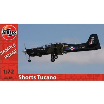 Shorts Tucano - Airfix-03059