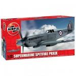 Maquette avion: Spitfire PRXIX