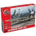 Maquette avion: Supermarine Seafire F.XVII