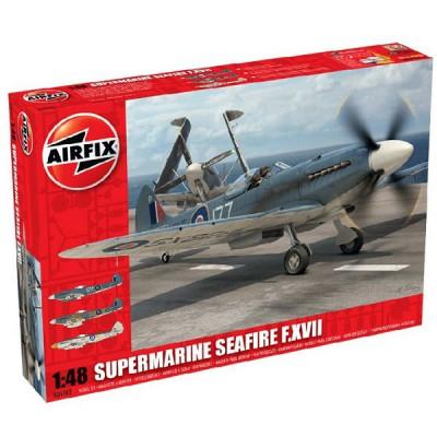 Maquette avion: Supermarine Seafire F.XVII - Airfix-06102