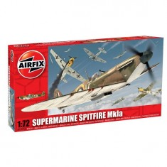 Maquette avion: Supermarine Spitfire Mk1a