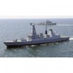Maquette bateau: Type 45 Destroyer
