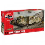 Maquette Char: WWI Female Tank