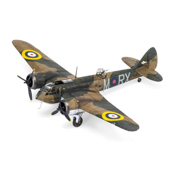 Maquette avion :  Bristol Blenheim Mk.IF - Airfix-A09186