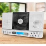 Mini chaîne radio réveil