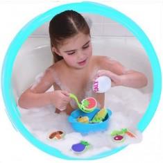 Jouet pour le bain - Stickers : Faire sa soupe