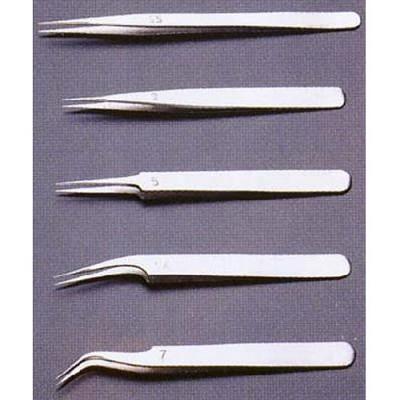 Set de 5 pinces en acier - Amati-A7372/01
