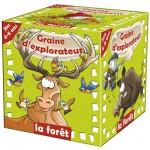 Graine d'explorateur : La forêt