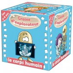 Graine d'explorateur : Le corps humain