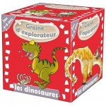 Graine d'explorateur : Les dinosaures