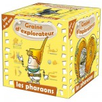 Graine d'explorateur : Les pharaons