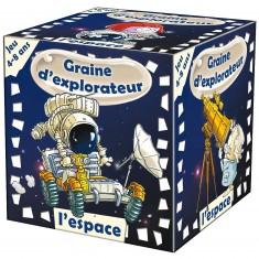 Graine d'explorateur : L'espace