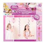 Ballon et bâton de fée princesses