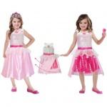 Déguisement Barbie Rock & Royals Premium : 3/5 ans