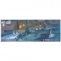 Maquette bateau: Vedette lance torpille PT BOAT PT