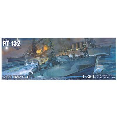 Maquette bateau: Vedette lance torpille PT BOAT PT - Aoshima-AOS050194