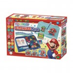 Perles aquabeads coffret super mario for Machine a coudre wooz art