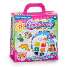Perles Aquabeads : Jewel Mini PlaySet
