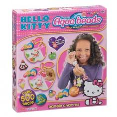 Perles Aquabeads Hello Kitty : Pendentifs à créer