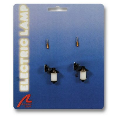 Accessoires pour maison de poupées : Eclairage : Duo Pack n°9 - Artesania-12740