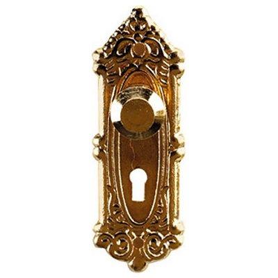 Accessoires pour maison de poupées : Portes et fenêtres : Serrures de porte classiques - Artesania-11330