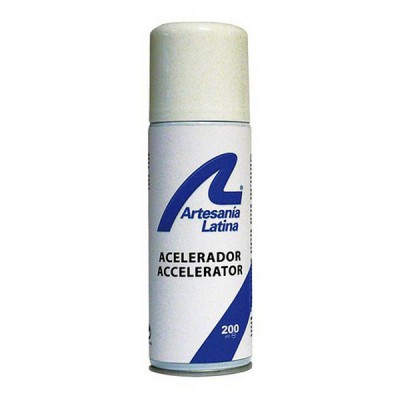Activateur cyanoacrylate de collage : Aérosol de 200 ml - Artesania-27615