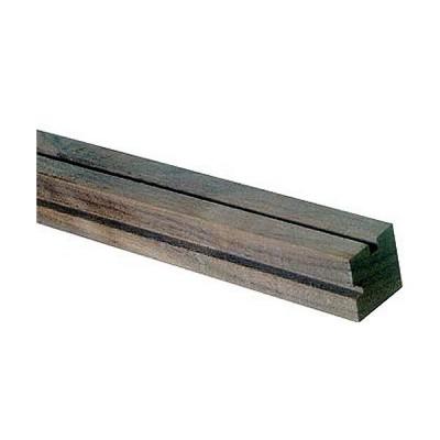 Baguette en bois pour fabrication de vitrine: 16 x 16 x 1000 mm - Artesania-29514