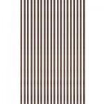 Baguettes de placage en bois x 20 : Noyer 1000 x 6 x 0.6 mm