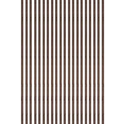 Baguettes de placage en bois x 20 : Noyer 1000 x 7 x 0.6 mm - Artesania-92067