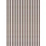 Baguettes de placage en bois x 20 : Noyer 1000 x 8 x 0.6 mm