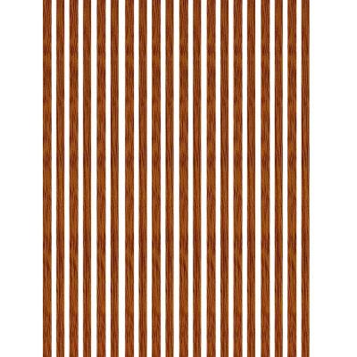 Baguettes de placage en bois x 20 : Sapelli 1000 x 6 x 0.6 mm - Artesania-93066