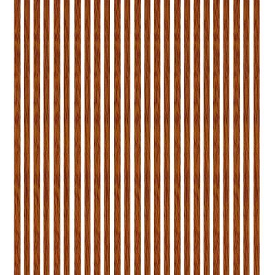Baguettes de placage en bois x 25 : Sapelli 1000 x 5 x 0.6 mm - Artesania-93065