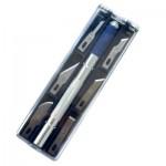 Boîte de cutters n°1 Pro avec 6 lames assorties
