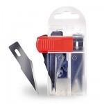 Dispensateur de sécurité avec 10 lames : Cutter nº 5