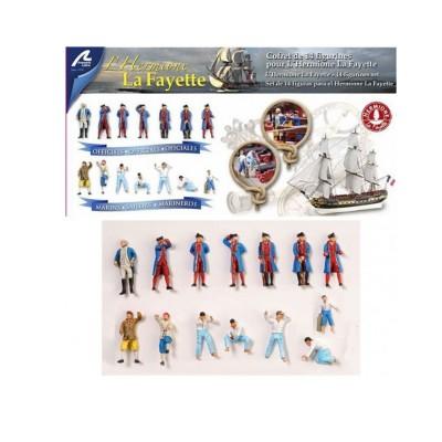 Figurines en métal Hermione La Fayette - Artesania-22517F