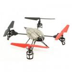 Hélicoptère radiocommandé : Quadricoptère avec caméra HD : Mode 1